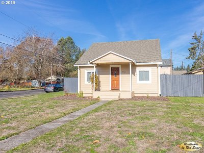 Washougal Single Family Home For Sale: 2303 F St