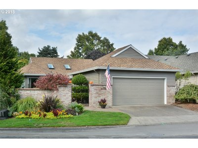 Wilsonville Single Family Home For Sale: 32335 SW Lake Dr