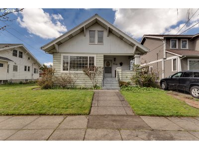 Single Family Home For Sale: 2141 SE 53rd Ave