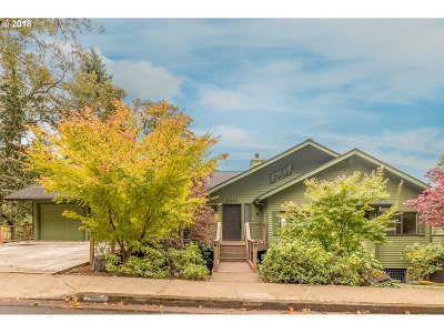 Eugene Single Family Home For Sale: 2315 W 28th Ave