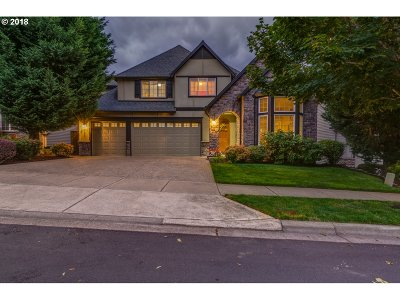 Tigard Single Family Home For Sale: 14896 SW Greenfield Dr