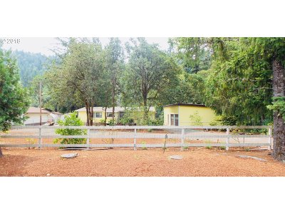 Glide Single Family Home For Sale: 22147 North Umpqua Hwy