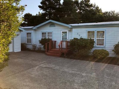 Florence OR Single Family Home For Sale: $175,000
