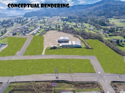 Sutherlin Residential Lots & Land For Sale: 135 Hutchins St