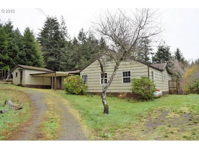 Single Family Home For Sale: 93800 Stonecypher Rd