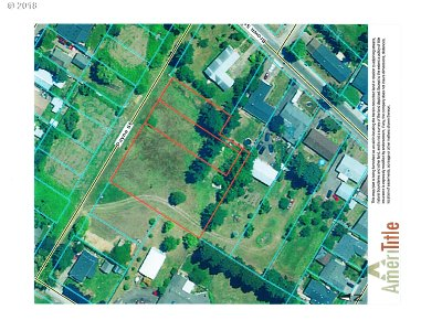 Woodburn Residential Lots & Land For Sale: Payne St