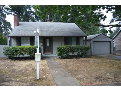 Single Family Home For Sale: 1825 NE 102nd Ave