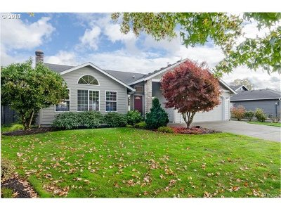 Cowlitz County Single Family Home For Sale: 2438 Mulberry Ave