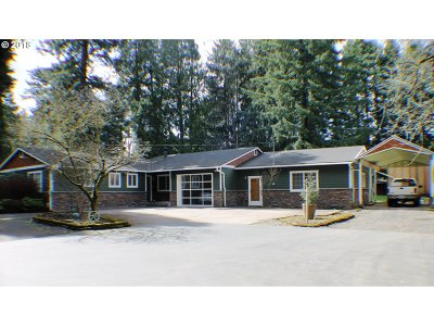 Tigard Single Family Home For Sale: 8855 SW Edgewood St