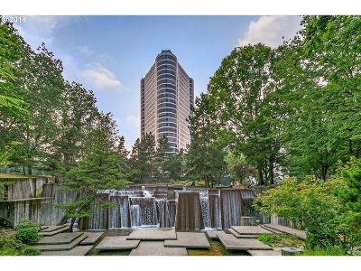 Portland Condo/Townhouse For Sale: 1500 SW 5th Ave