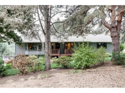 Sherwood Single Family Home For Sale: 30417 SW Heater Rd