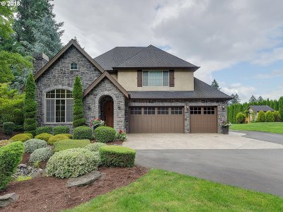 West Linn Single Family Home For Sale: 30719 SW Peach Cove Rd