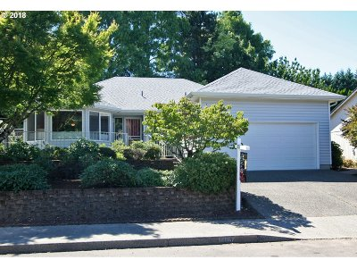 Happy Valley, Clackamas Single Family Home For Sale: 14867 SE 131st Dr