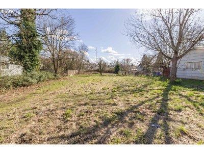 Portland Residential Lots & Land For Sale: 8936 SE Knapp St