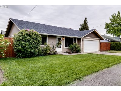 Eugene Single Family Home For Sale: 1860 Holly Ave