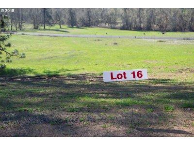 Roseburg Residential Lots & Land For Sale: Sword Fern Ln #16