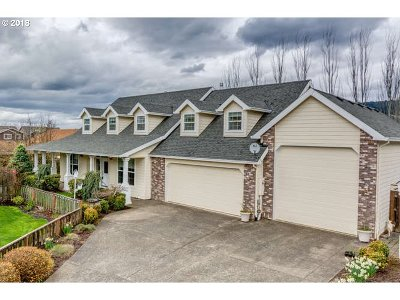 Newberg, Dundee, Mcminnville, Lafayette Single Family Home For Sale: 127 Hazelnut Dr