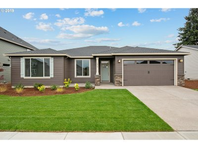 Canby Single Family Home For Sale: 1076 S Willow St #Lot52