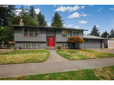 Portland Single Family Home For Sale: 4007 SE 147th Ave