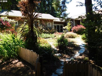 Port Orford Single Family Home For Sale: 700 Qua To Mah Ln