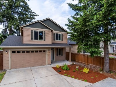 Vancouver WA Single Family Home For Sale: $329,900