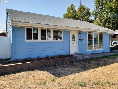 Hermiston Single Family Home For Sale: 855 W Madrona Ave