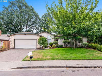 Single Family Home For Sale: 3062 NW Telshire Ter