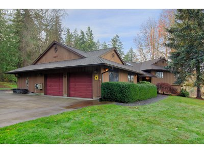 Molalla Single Family Home For Sale: 16500 S Stone Meadow Rd