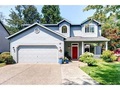 Washougal Single Family Home For Sale: 1148 54th St