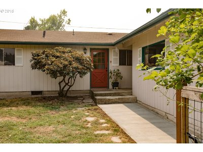 North Gilham Single Family Home For Sale: 1490 Holly Ave