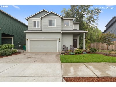 Forest Grove Single Family Home For Sale: 2900 25th Ave