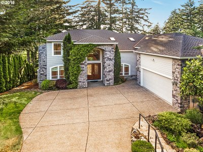 Milwaukie, Clackamas, Happy Valley Single Family Home For Sale: 13743 SE Claremont St