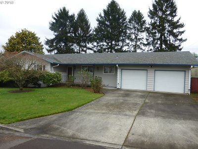 Single Family Home For Sale: 3232 NE 130th Ave