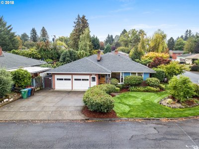 Milwaukie Single Family Home Bumpable Buyer: 4900 SE Willow St