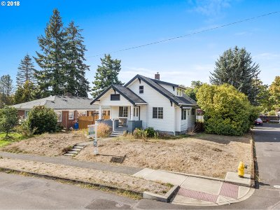 Vancouver Single Family Home For Sale: 3914 NW Franklin St