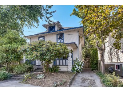 Portland OR Multi Family Home For Sale: $669,000