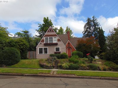Eugene Single Family Home For Sale: 1239 E 22nd Ave