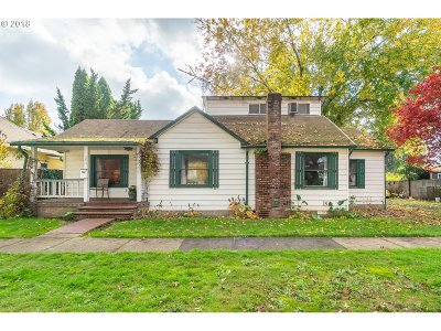Newberg Single Family Home For Sale: 304 W 2nd St