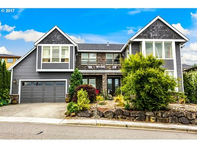 Washougal Single Family Home For Sale: 283 W Y St