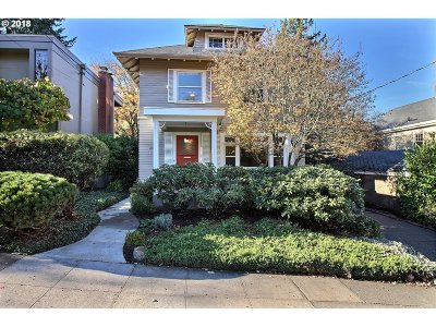 Single Family Home For Sale: 2317 SW Vista Ave