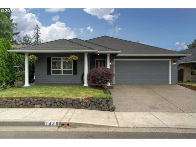 Keizer Single Family Home For Sale: 1425 Prairie Clover Ave