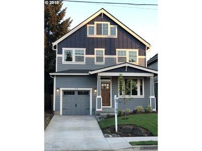 Single Family Home For Sale: 910 N Farragut St