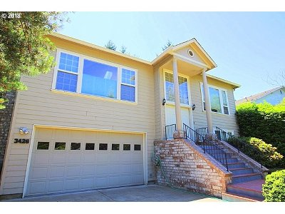 Eugene Single Family Home For Sale: 3426 Timberline Dr