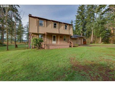 Estacada Single Family Home For Sale: 21101 S Jubb Rd