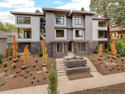 Lake Oswego Condo/Townhouse For Sale: 672 1st St