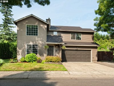 Wilsonville Single Family Home For Sale: 31313 SW Chia Loop