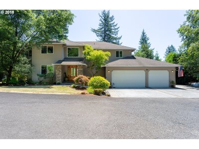 Washougal Single Family Home For Sale: 1500 NE 394th Ave
