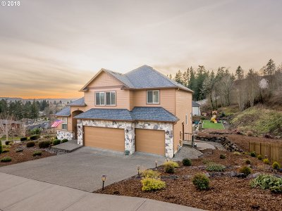 Washougal Single Family Home For Sale: 1817 N 8th St