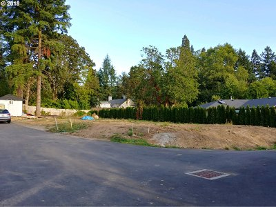 Milwaukie Residential Lots & Land For Sale: 2630 SE Tilia Ln