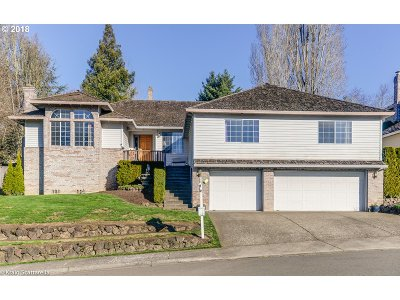 Tigard Single Family Home For Sale: 14491 SW Chesterfield Ln